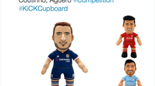 Win Bleacher Creature star players with KiCK!