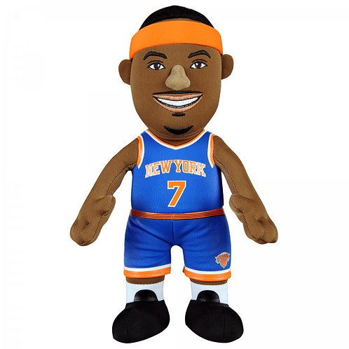 "New York Knicks® Carmelo Anthony 10"" Plush Toy"