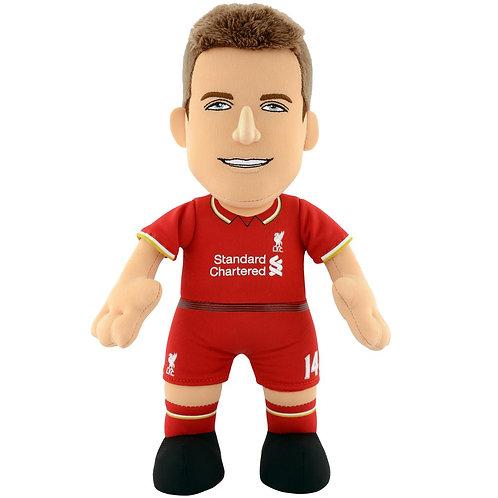 "Liverpool FC - Jordan Henderson 10"" Plush Figure"