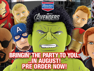 Protect the World with New Avenging Superhero Toys