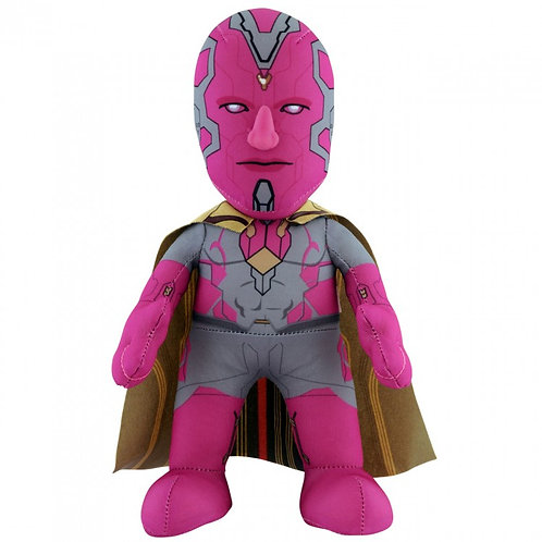 "Marvel's Avengers - Vision 10"" Plush Figure"