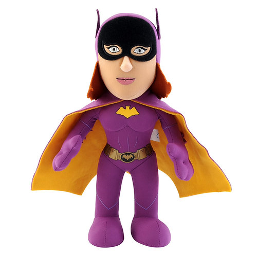 "DC Comics™ Batman '66 Batgirl™ 10"" Plush Figure"