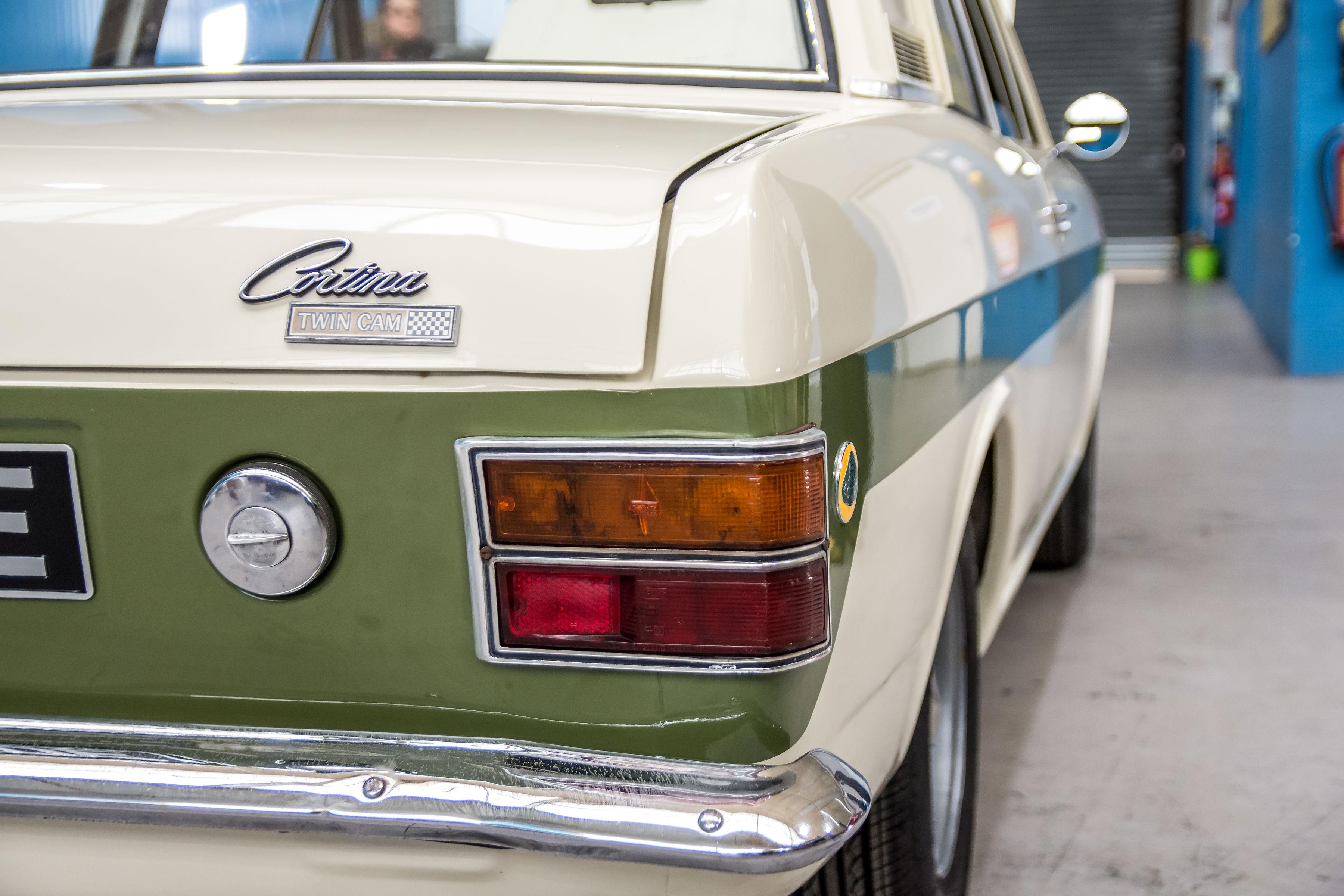 Lotus Cortina Mk2