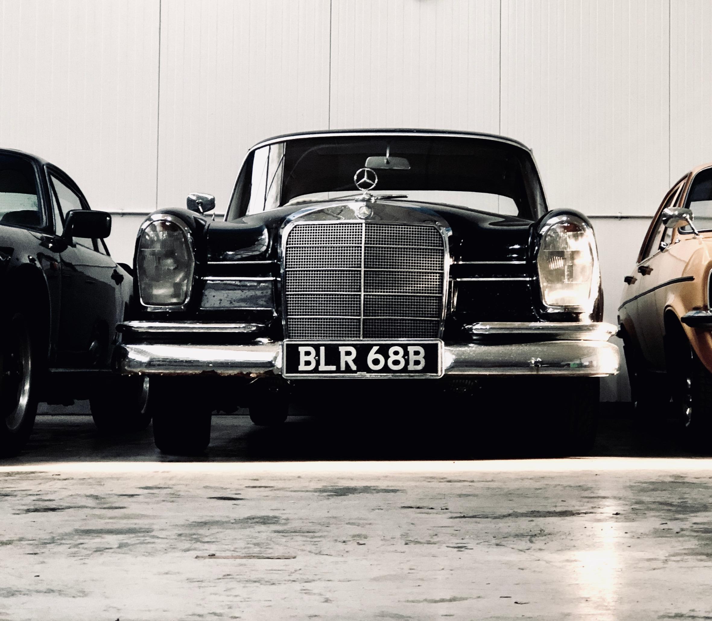 Mercedes 220SEB
