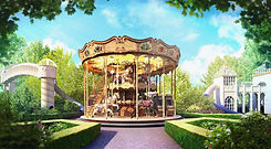 Bloomster Carousel