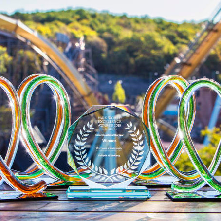 LISEBERG WINS BIG AT THE EUROPEAN STAR AWARDS AND PARK WORLD EXCELLENCE AWARDS 2018