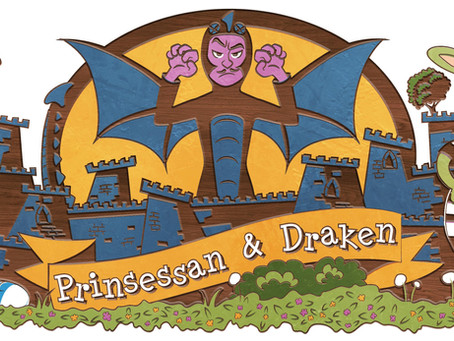 PRINCESS AND DRAGON STAGE SHOW