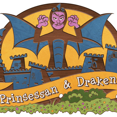 PRINCESS AND DRAGON STAGE SHOW
