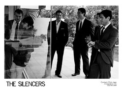 The Silencers.