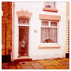 Ringo's house.