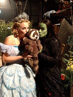 Just two witches and my boys bear