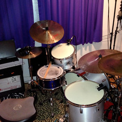 Old Small Live/Recording room