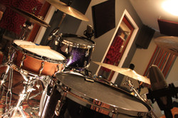 From the drum corner