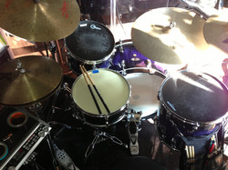 Gigging out with the Pearls