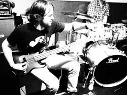 Bass rehearsals