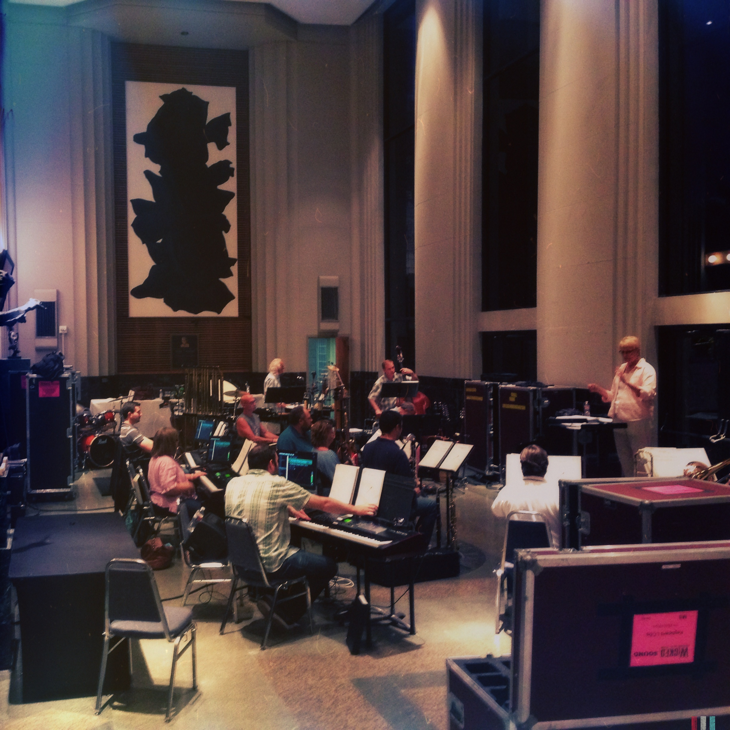 Wicked rehearsals in Little Rock