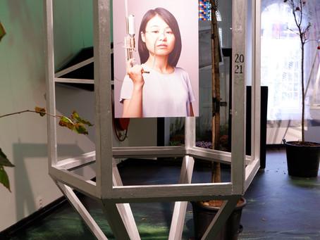 Artist talk #3 - yi fei chen