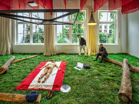 Artist Talk with Driessens&Verstappen, hosted by Christine de Baan