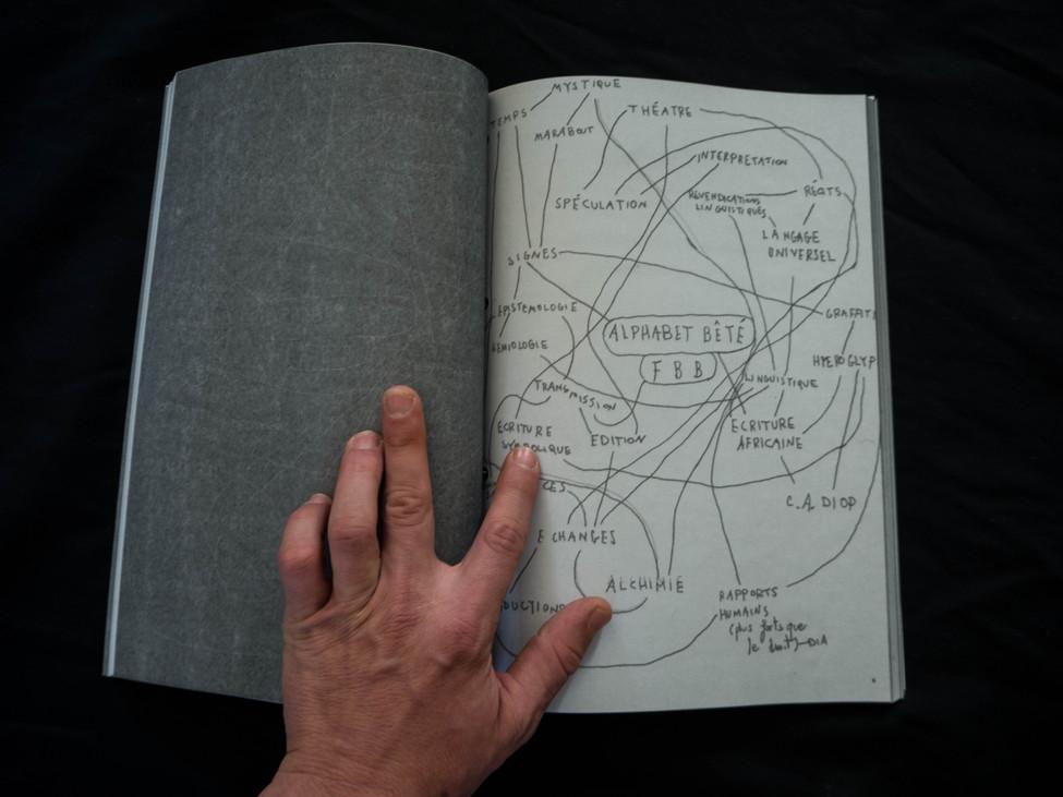 Matteo Demaria, Langues 2.0, manuscrit,