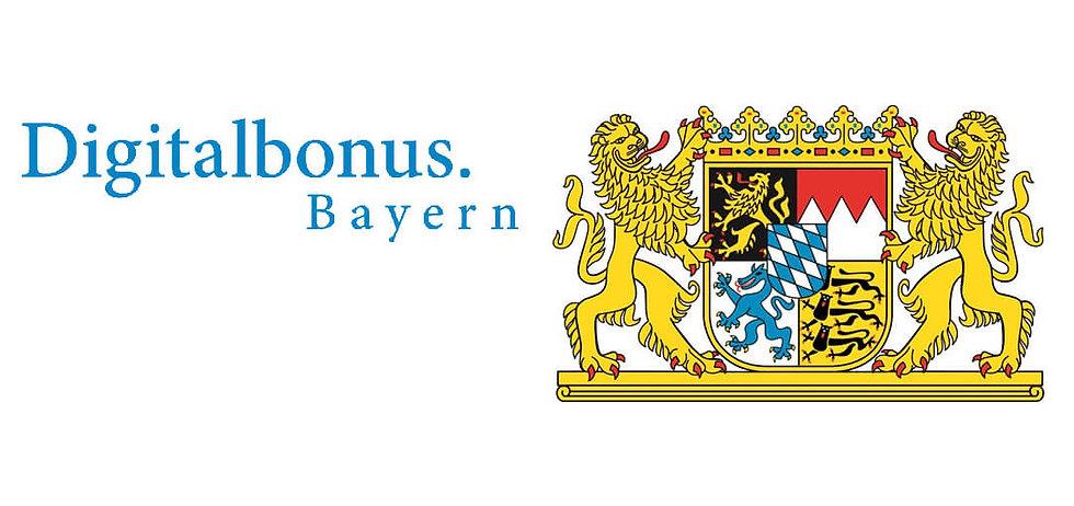 Digitalbonus Bayern Antrag