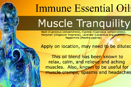 Muscle Tranquility