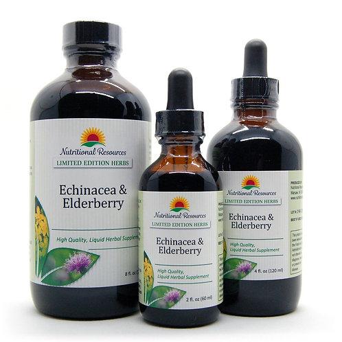 Echinacea & Elderberry