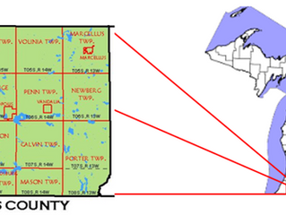 GREAT NEWS for Southern Michigan Tiny Home Owners- Newberg Township, Cass County Zoning Free Areas