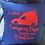 Thumbnail: Micro camper cushion 'I Love Camping Trips….peugoet partner decor decorations