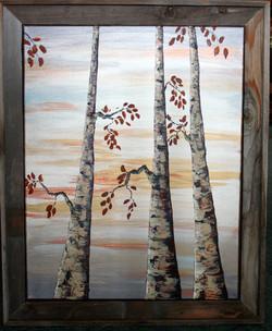 """Metallic Trees"""