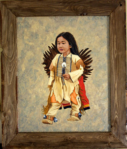 First Nations Angel