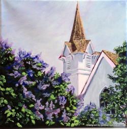 Lamoille Church Flowers