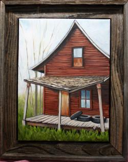 """Horseshoe Bend Idaho House"""