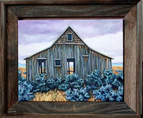 """Oregon Homestead"""