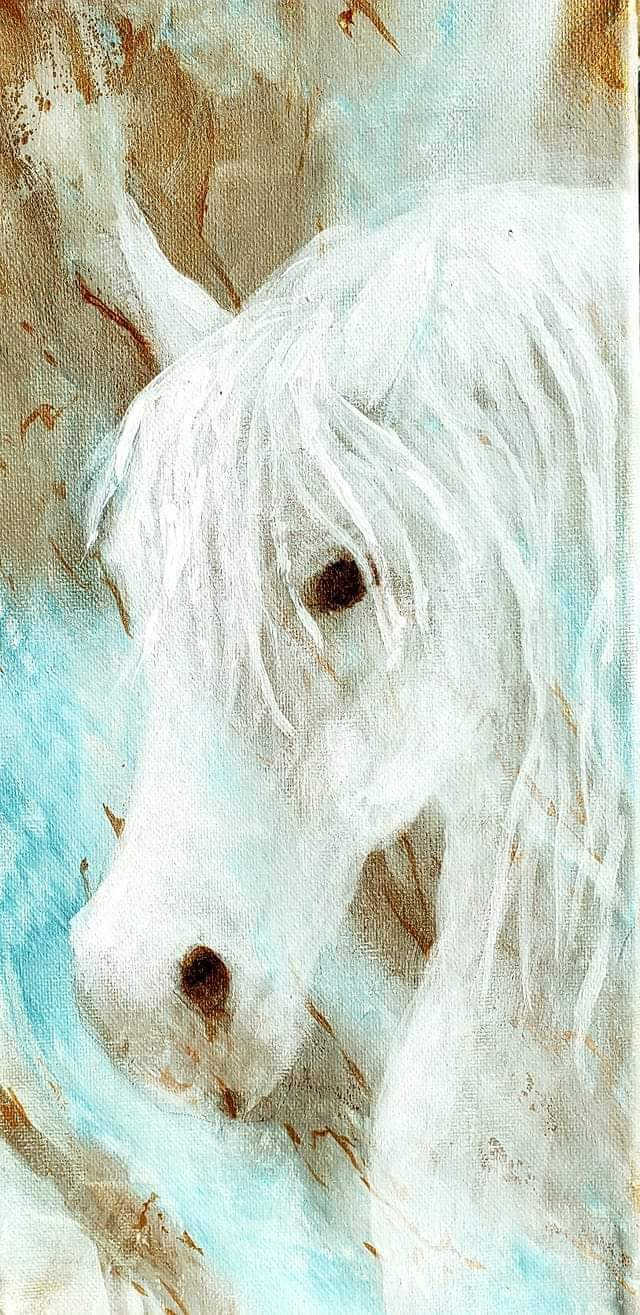 Ghost Horse SOLD