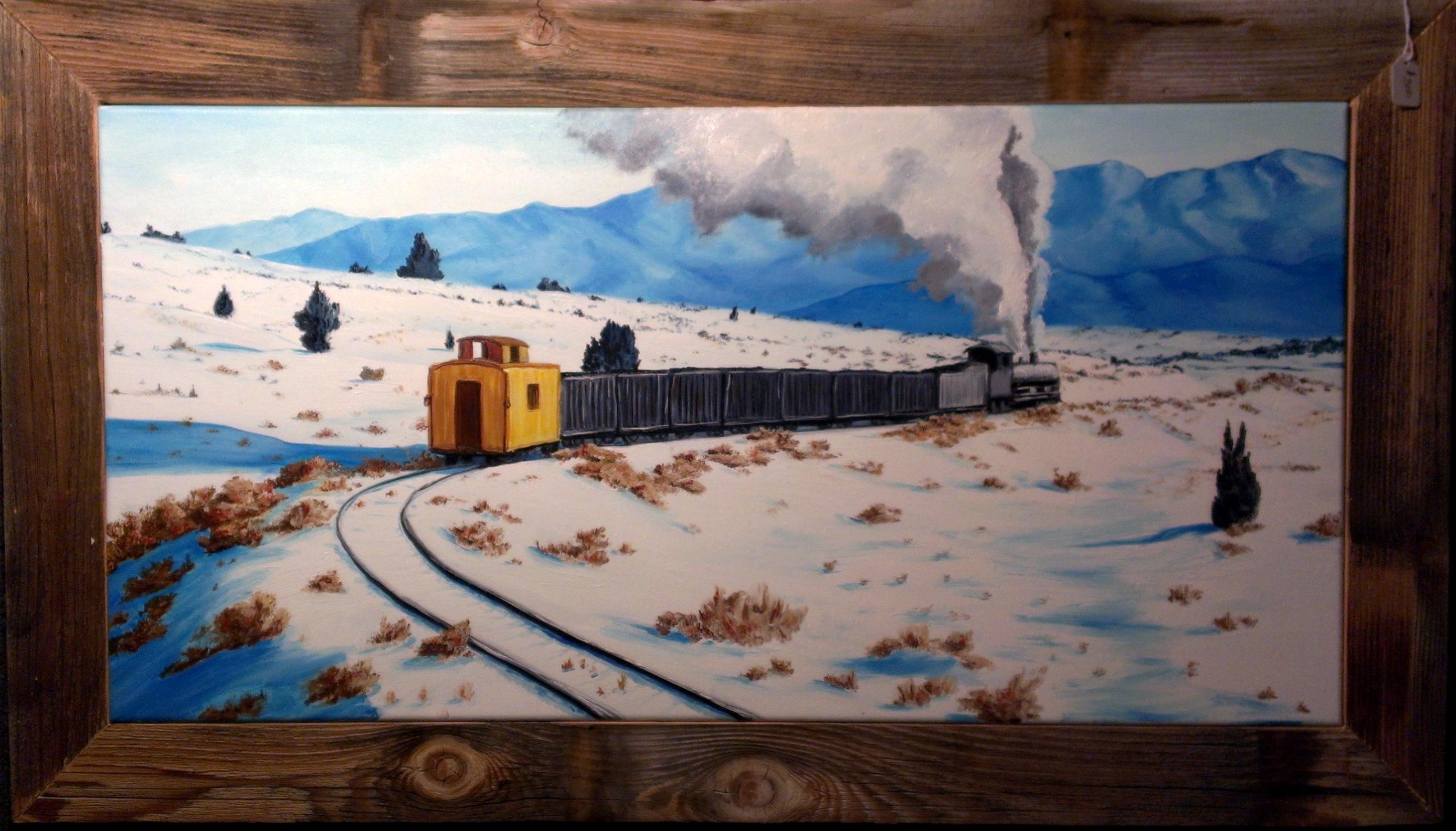 Ely Train