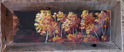 More Fall Trees  SOLD