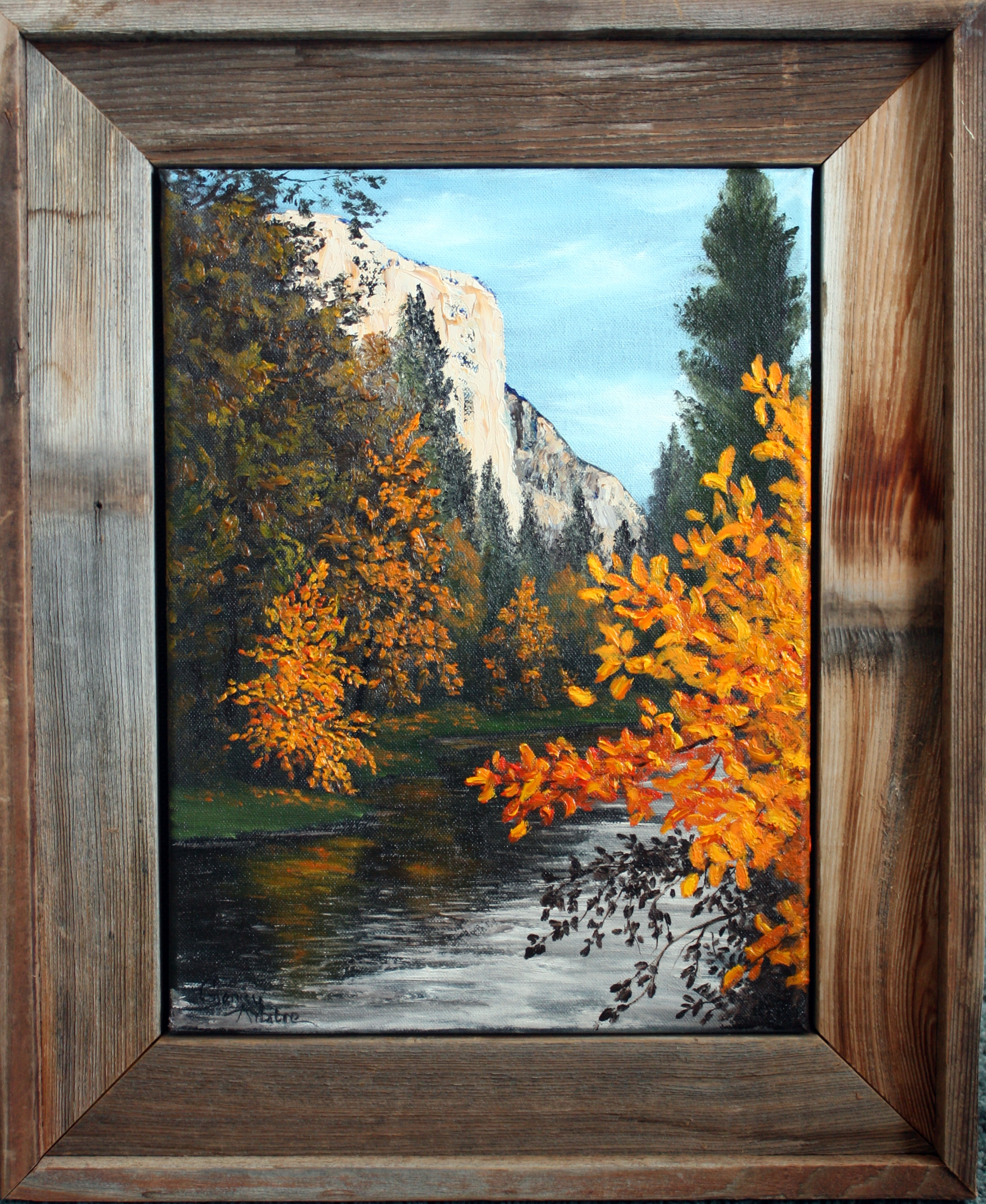 Merced River oil 13 x 18 2015.JPG