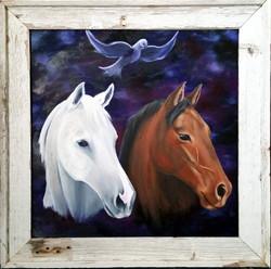 Leibsack Horses