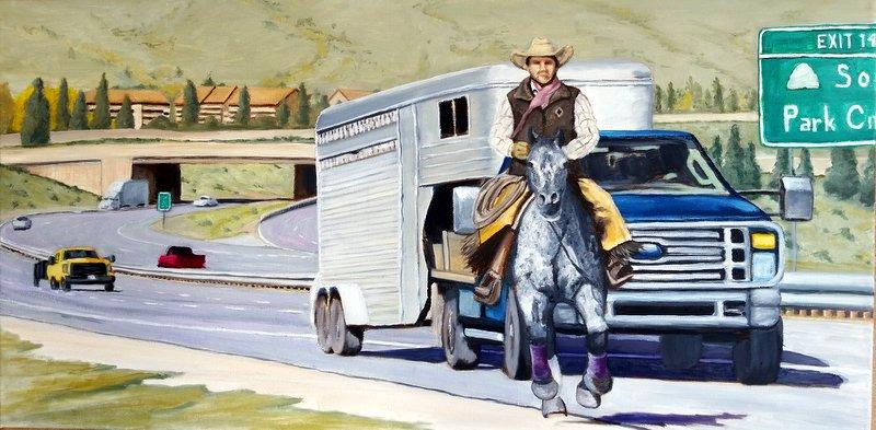 Cowboy Express 2014