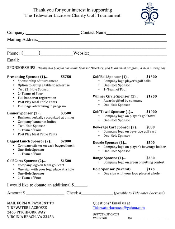 TLax Golf Tournament Sponsor Form.jpg