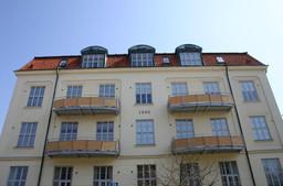 Byggnadsvård Ystad