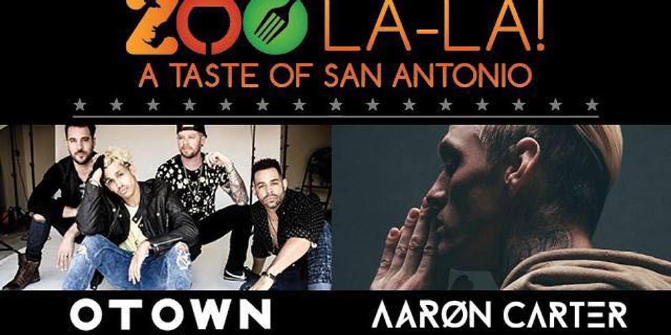 Zoo La-La! - A Taste of San Antonio 2019