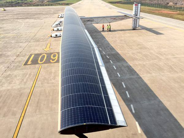 SunPower™ Solar Impulse