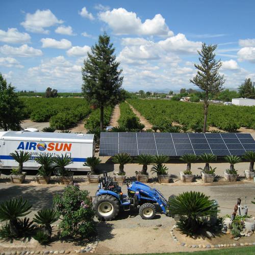 Solar Companies in Tulare CA