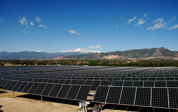 U.S. Military Bases and Solar Power