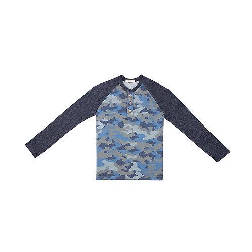 Camiseta Raglan ml