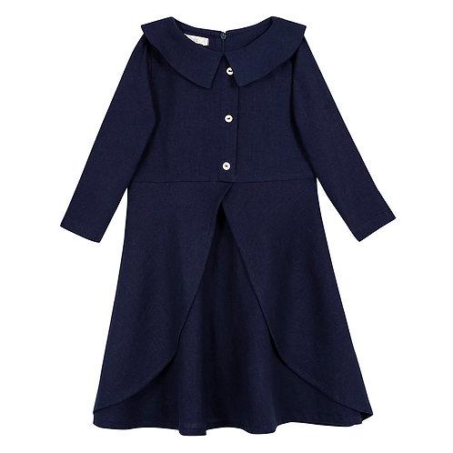 Vestido Naoshima Linho