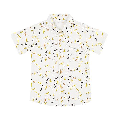 Camisa Pássaros