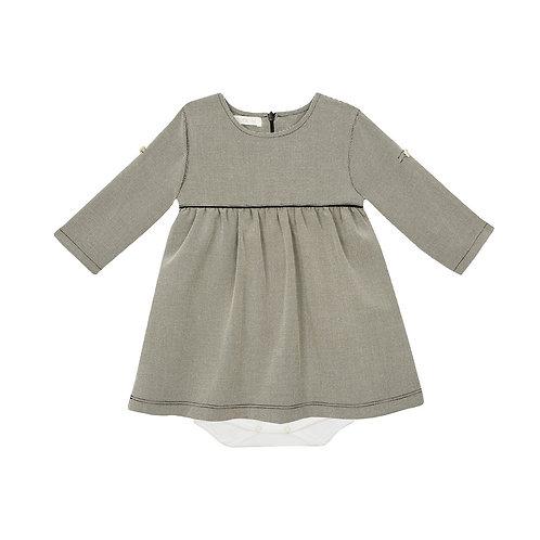 Vestido Oxford Petit