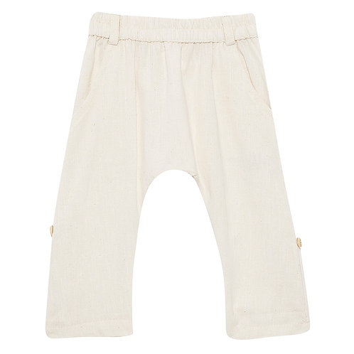 Calca Capri Off-white